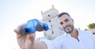 Há uma nova plataforma de carsharing em Portugal