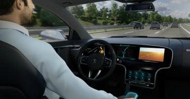 Continental cria 'Smart Control' para condução automatizada