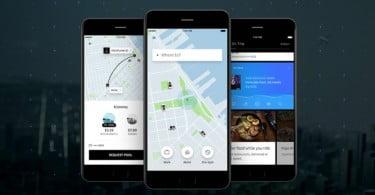 Uber entrega pedido de licença para operar em Portugal