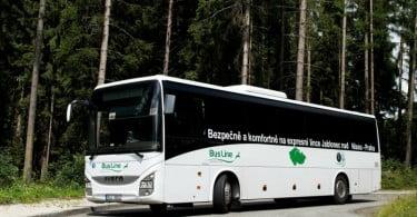 Iveco Bus fornece 399 autocarros a empresa da República Checa