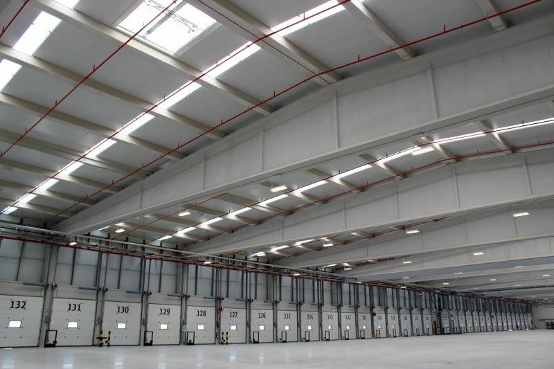 DB Schenker investe 22 M€ em novo centro logístico em Madrid