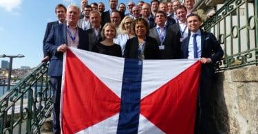 Euronave acolhe conferência da Swire Shipping