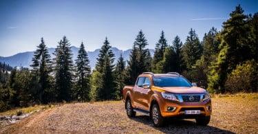 Nissan Navara já vendeu 50 mil unidades na Europa