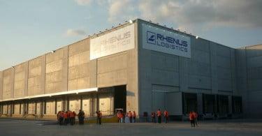 Grupo Rhenus expande rede em Itália