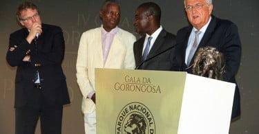 Grupo Entreposto distinguido pelo apoio dado ao Parque Nacional da Gorongosa