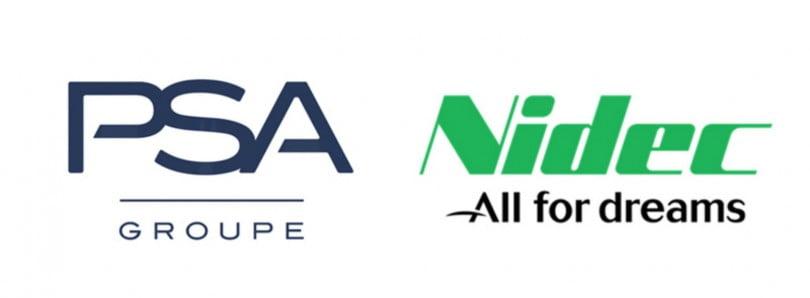 Grupo PSA e Nidec criam joint-venture para o fabrico de motores elétricos