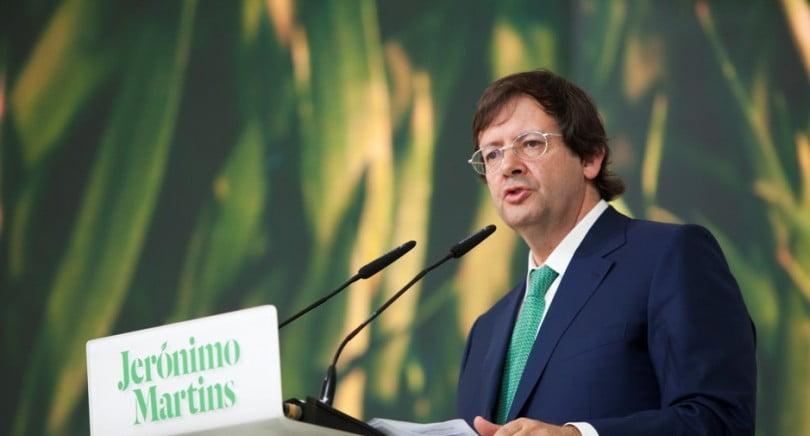 Jerónimo Martins vai construir novo centro logístico no Poceirão