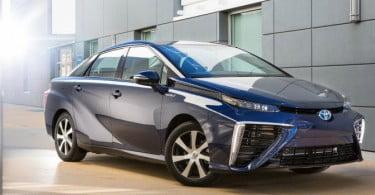 Toyota vai construir fábrica para a produção de hidrogénio