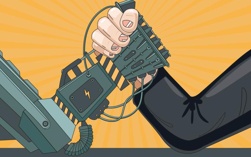 Homens vs máquinas? Vem aí uma nova Era
