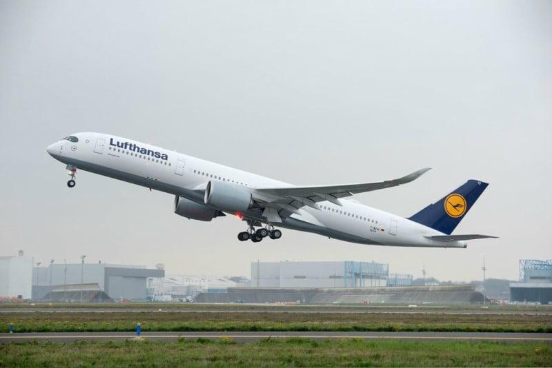 Grupo Lufthansa vai contratar 8000 pessoas em 2018