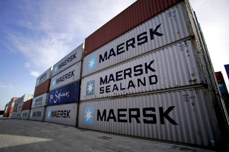 Maersk quer evitar que clientes se tornem concorrentes