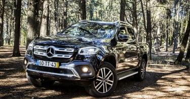 Mercedes-Benz Classe X: que classe!