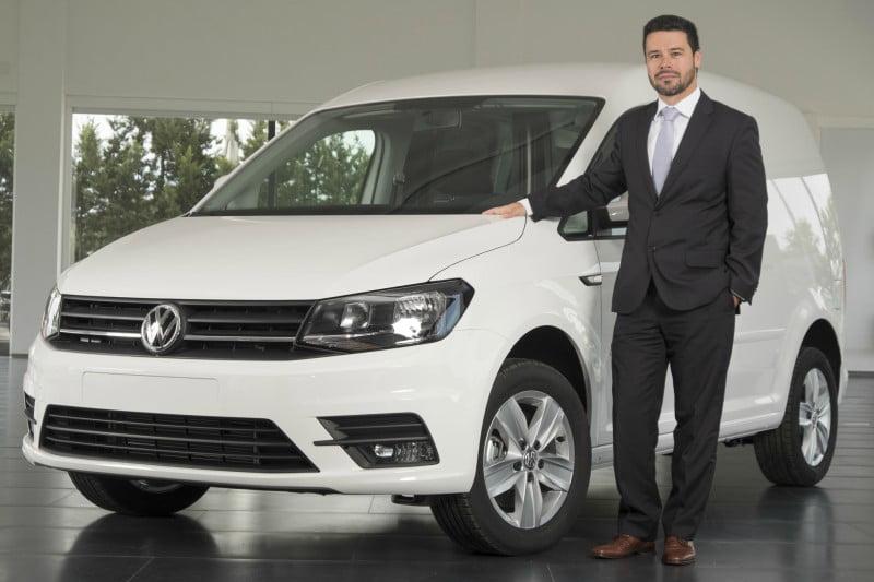 Ricardo Vieira, da Volkswagen Comercial