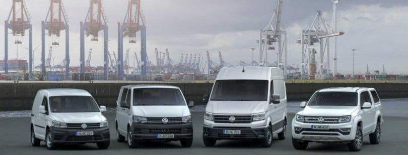 Vendas da Volkswagen Veículos Comerciais aumentam 16,2% em abril