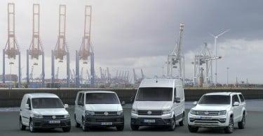 Volkswagen Veículos Comerciais encerra 2017 com gama renovada