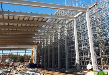 Consoveyo instala armazém automático com capacidade para 14 mil paletes na Interplás