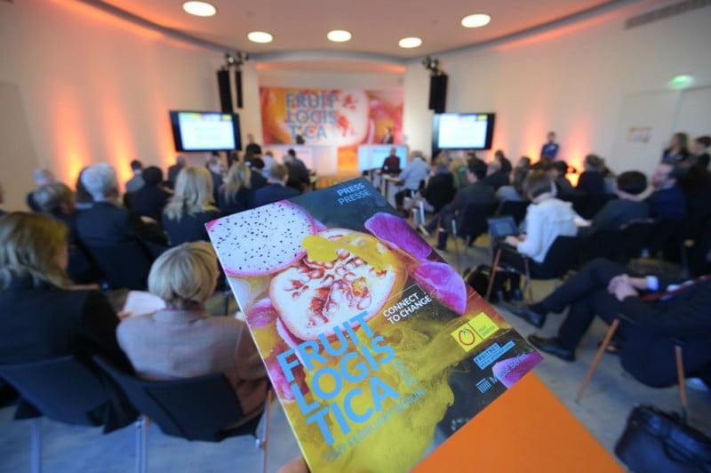 Fruit Logistica 2018 espera mais de 75 mil visitantes