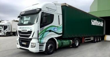 Santos e Vale investe 5,5 M€ em veículos ecológicos
