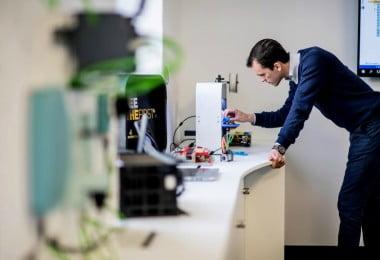 Centro de experimentação da Siemens quer acelerar digitalização da indústria