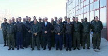 Auditores do Curso de Promoção a Oficial General visitam Porto de Sines