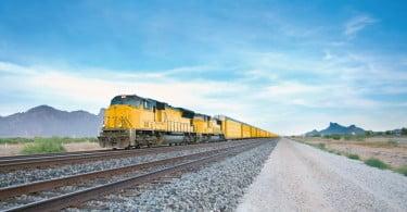 Dachser reforça ligação ferroviária entre a Europa e Ásia