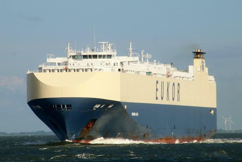 Porto de Setúbal recebe 22 navios entre 5 e 9 de março