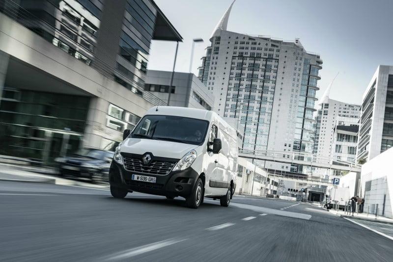 Renault apresenta Master Z.E. em Portugal
