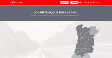 Transdev lança novo site