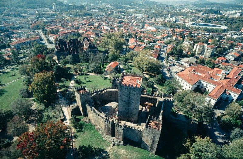 Uber já está disponível em Guimarães