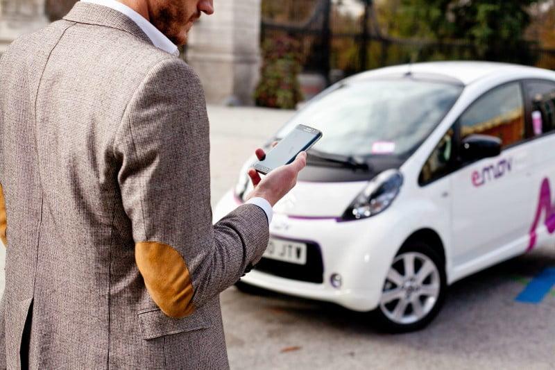Serviço de carsharing do Grupo PSA 'estaciona' em Lisboa em abril