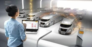 Continental cria plataforma de monitorização de pneus