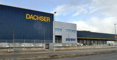Dachser inaugura novas instalações em Espanha