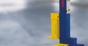 Fromm lança envolvedora semiautomática com prato-rotativo
