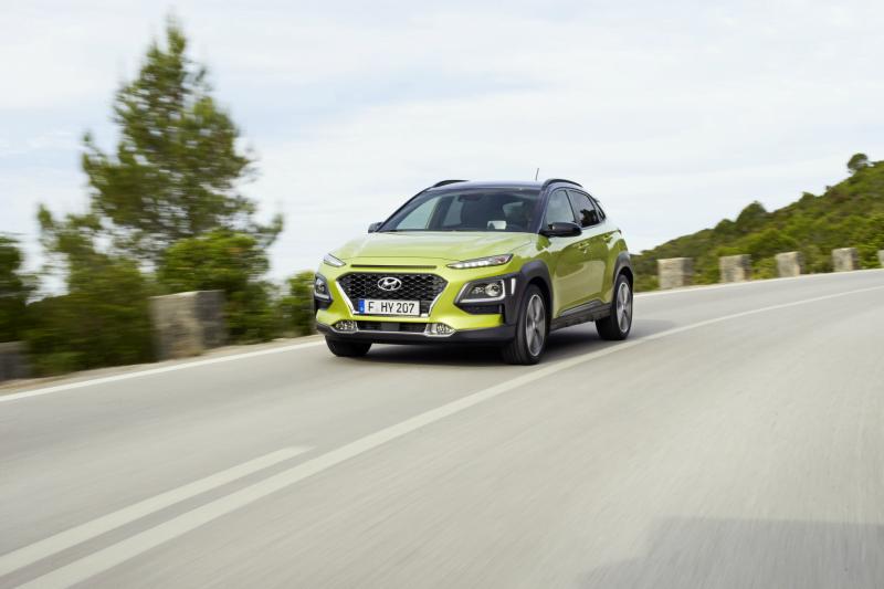 """Hyundai regista """"o melhor primeiro trimestre de sempre"""" na Europa"""