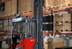 Linde Material Handling lança novo empilhador retrátil