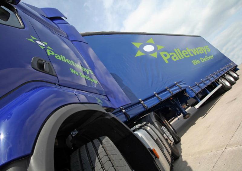 Palletways lança plataforma de gestão de remessas