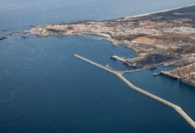 Porto de Sines na 88ª posição no Top-100 de Terminais de Contentores