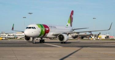 Primeiro A320neo da TAP já está em Lisboa