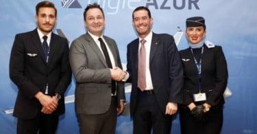TAP e Aigle Azur iniciam parceria em code-share