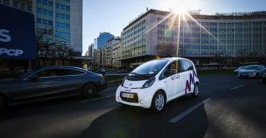 Serviço de carsharing emov chega a Lisboa na próxima semana