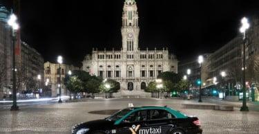 mytaxi chega ao Porto