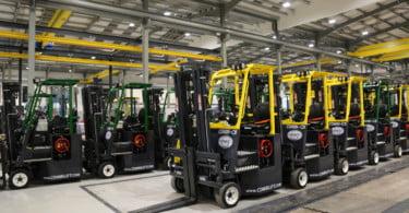 Combilift investe 50 M€ em nova unidade de produção