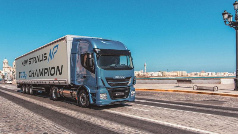 Iveco assegura a manutenção dos seus veículos
