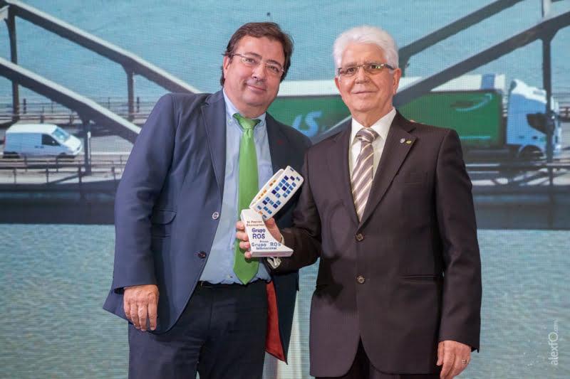 José Luís Simões distinguido pelo seu percurso profissional