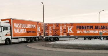 Grupo Kesko integra dois camiões MAN TGX 35.580 na sua frota
