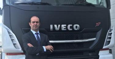 Iveco Portugal nomeia novo Diretor Geral
