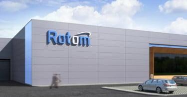 Rotom Portugal investe 1,5 M€ em novas instalações