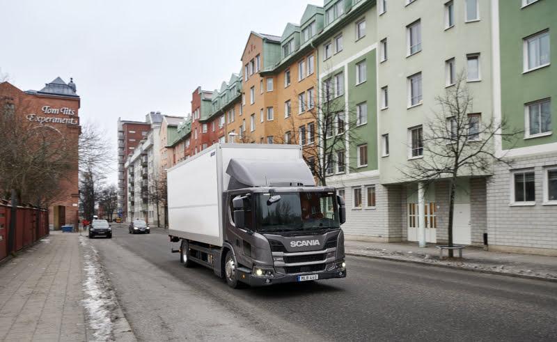 Scania lança 'nova geração' de urbanos para transporte sustentável