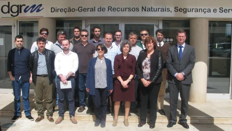 Ministério do Mar reforça VTS Costeiro com 12 técnicos superiores