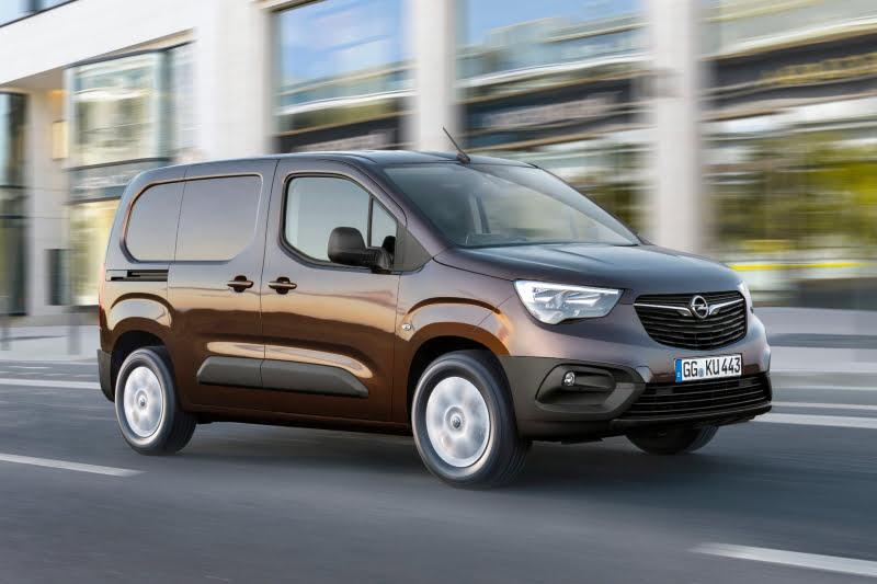 Opel lança quinta geração do Combo